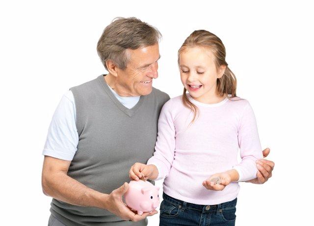 El dinero, educar en valores a los niños