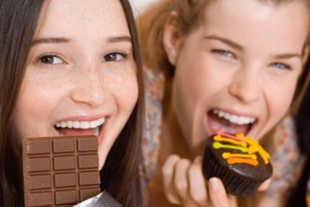 Cómo afecta el chocolate al acné