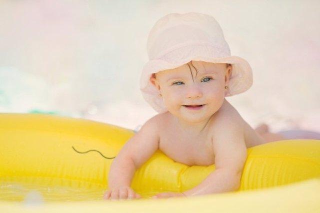 Consejos para el primer verano del bebé