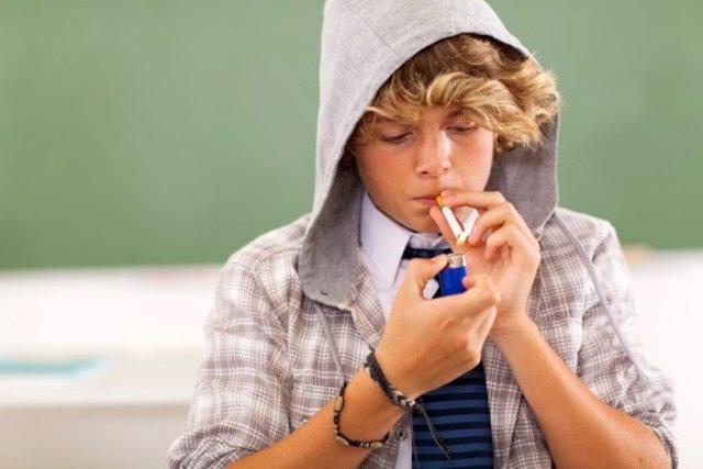 Cómo prevenir el tabaquismo en manores