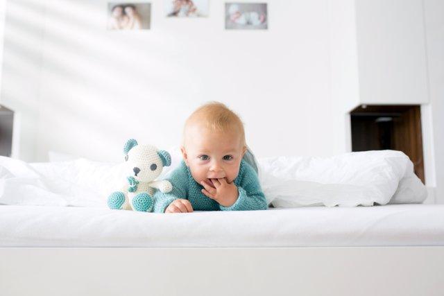 Juguetes para bebés de 0 a 6 meses