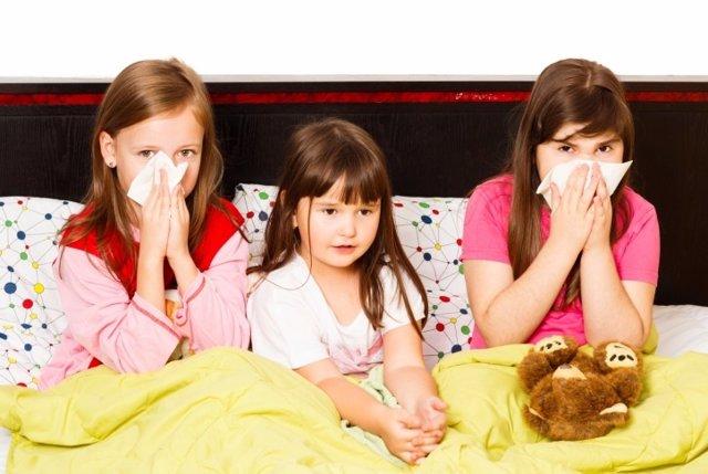 Evtia confundir gripe con resfriado