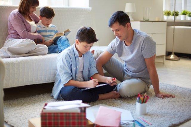 El efecto Pigmalion en los hijos