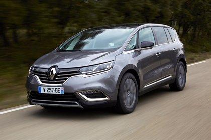Renault Espace, el más seguro para los niños