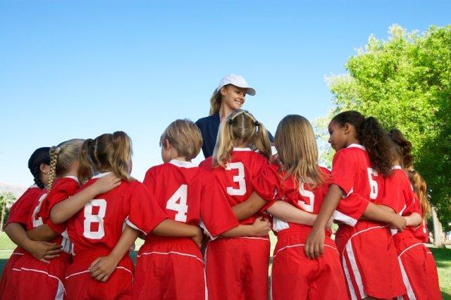 Factores positivos del deporte para los niños