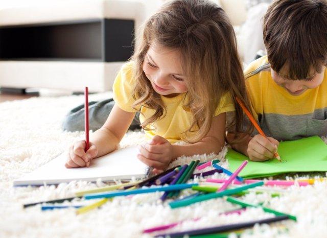 Cómo motivar a los niños para dibujar