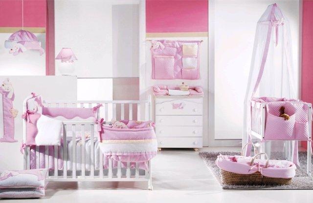 Accesorios para la habitación del bebé