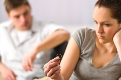 Aumentan los divorcios en España en 2014