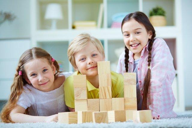 Cómo incllinar a los niños hacia el orden