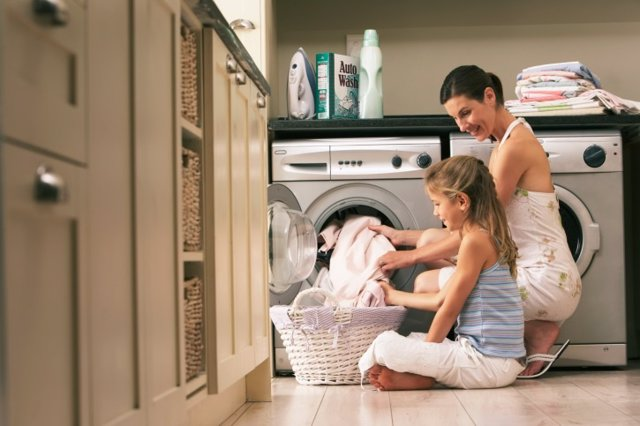 Las tareas domésticas