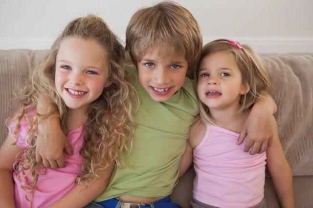 El primogénito resulta ser el más inteligente, según un estudio