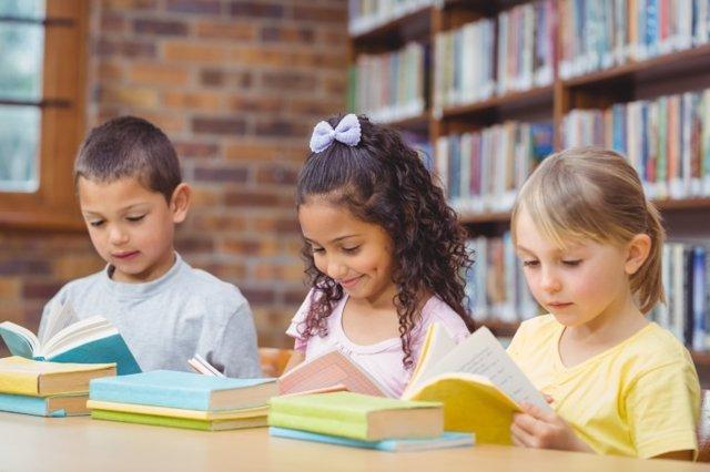 Un libro para cada edad de los niños
