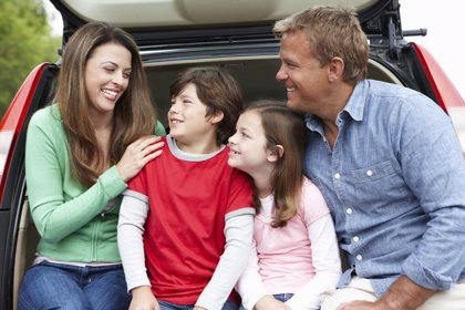 Consejos para viajar en coche en familia