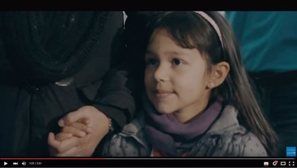 'El viaje de su vida', la emotiva campaña de UNICEF