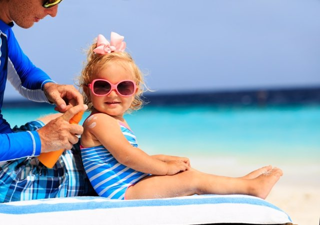 Cremas solares, ¿qué dicen los pediatras?