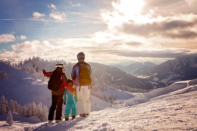 Consejos de seguridad para un día en la nieve