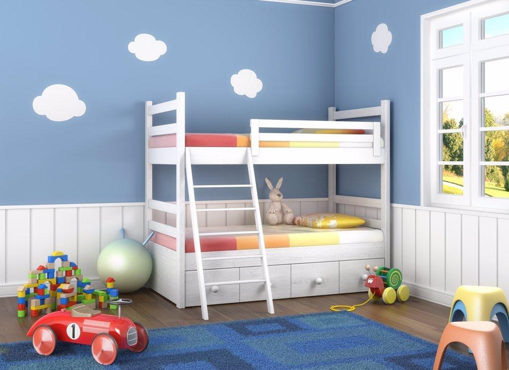 Busca un espacio infantil Me encanta el aspecto natural - Habitaciones infantiles: un espacio para soñar