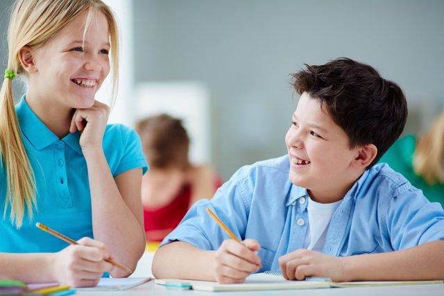 Aprendizaje: distincióh entre niños y niñas
