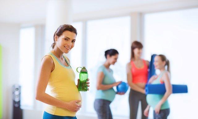 El suelo pélvico en el embarazo