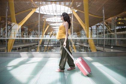 Viajar durante el embarazo, condiciones de seguridad