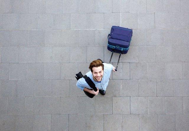 Gran parte de los jóvenes creen que su futuro laboral está fuera de España.