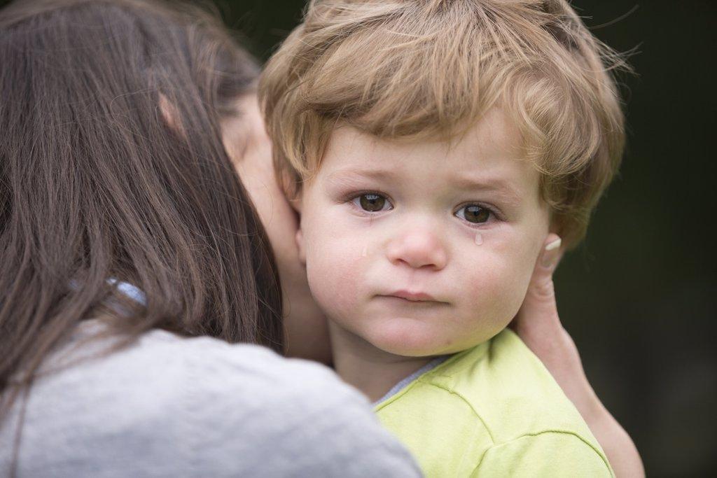 Kita Eingewöhnung Kind Weint Nachts