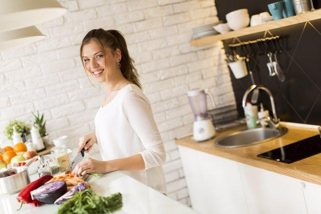 Cómo cocinar comida casera sin esfuerzo