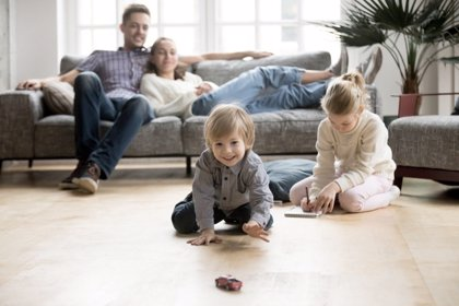 Tiempo para la pareja con hijos: antes de ser padres hemos sido pareja