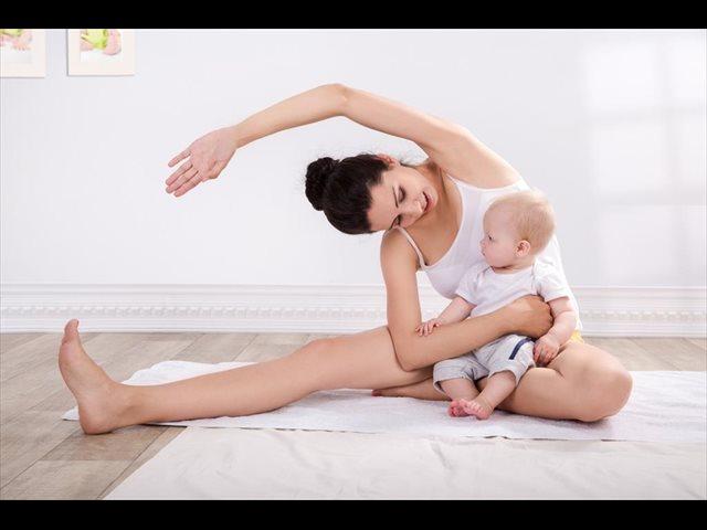 Diástasis abdominal: no consigo quitarme la tripa tras el parto