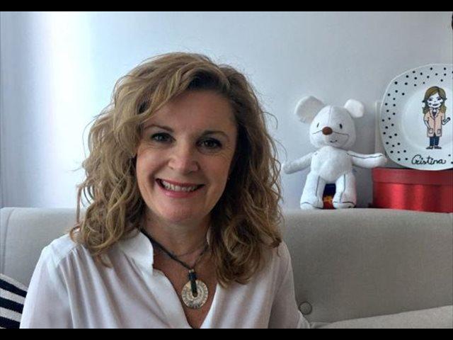 Cristina Gil Gil: 'Los niños están tan acostumbrados a tener que ya no les hace falta pedir'