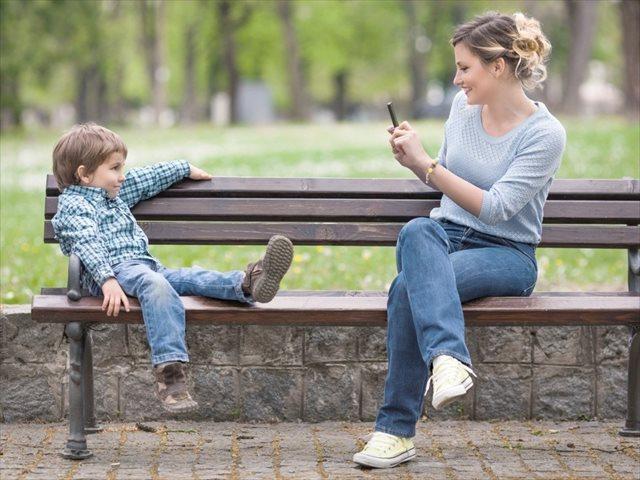 El riesgo de compartir las imágenes de los hijos en redes sociales