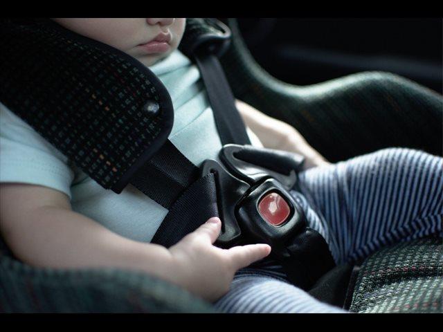 Sillitas con sistema 'antiolvido', propuesta italiana para mejorar la seguridad vial