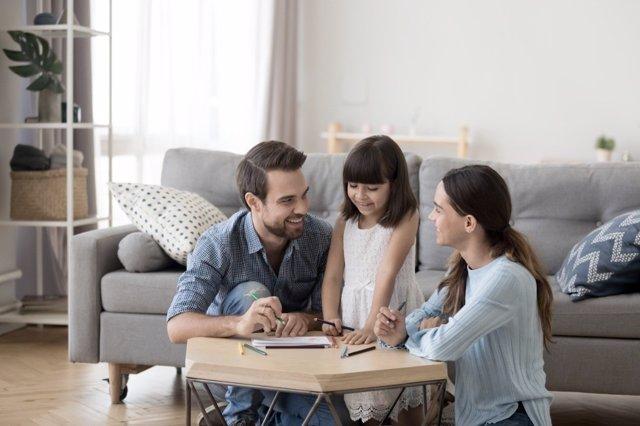 Halbar en casa en inglés con tus hijos es la mejor manera de aprender