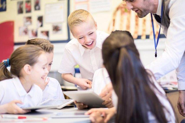 El liderazgo del profesional educativo como herramienta para estimular el aprendizaje de los más pequeños.
