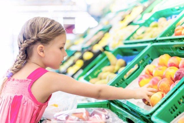 Contra la obesidad infantil: más frutas y hortalizas