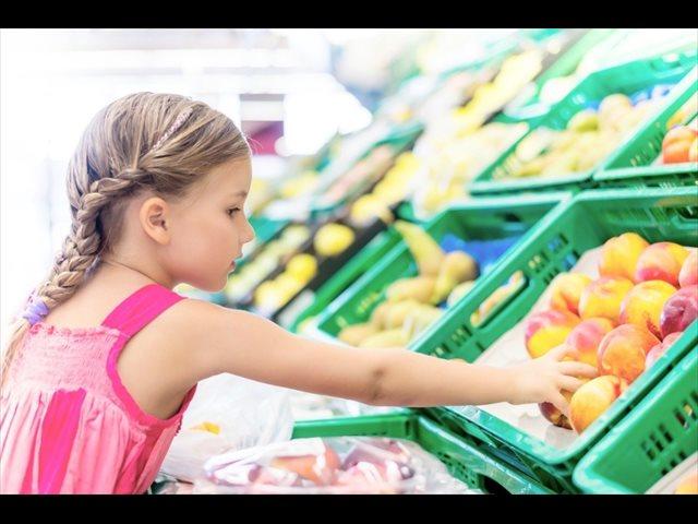 Frutas y hortalizas contra la obesidad infantil