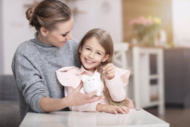 Consejos para enseñar a los niños el valor del dinero