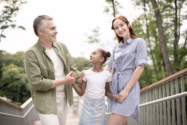 Cómo responder a las preguntas de un hijo adoptado