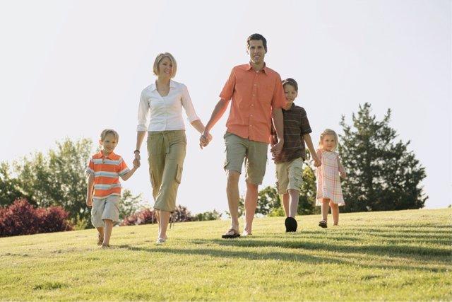 Las familias numerosas reclaman un mayor apoyo a nivel laboral.