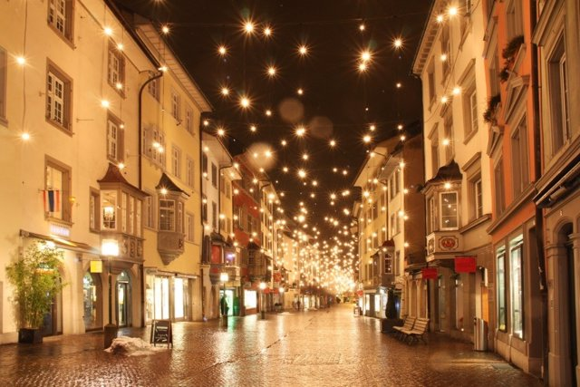 El alumbrado navidaño de las ciudades a concurso: ¿quíen será la ciudad ganadora