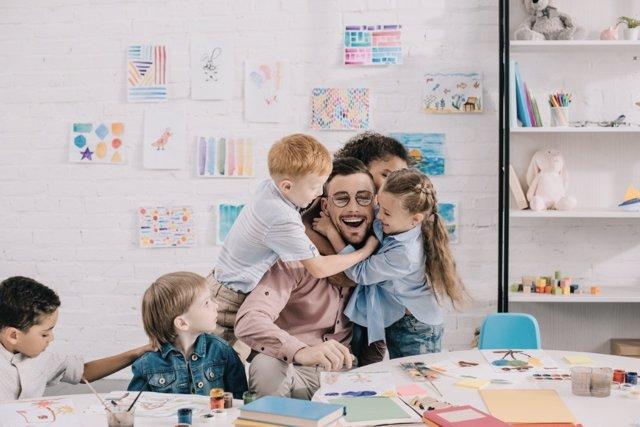 La figura del profesor: e mayor influencer en la educación de los niños