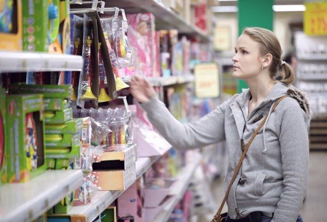 Los juguetes y su normativa de seguridad para la venta