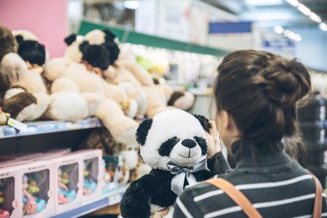 Antes comprar, asegúrate que el juguete cumple todos requisitos de un juguete seguro