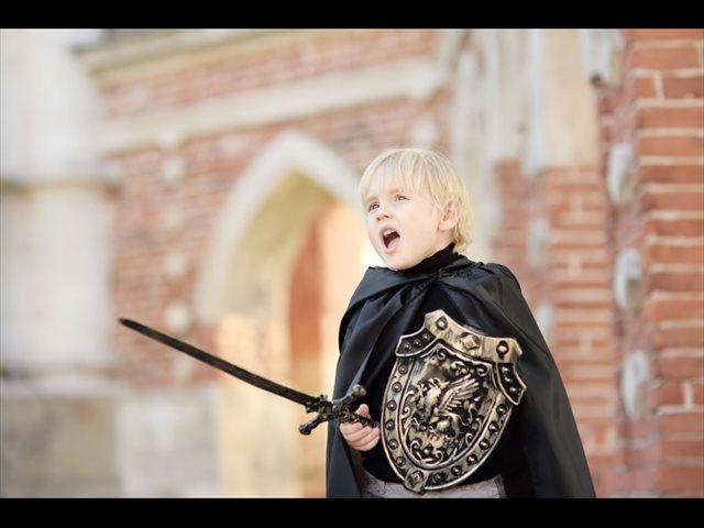 Convertirse en... cuando los niños se identifican con personajes de ficción