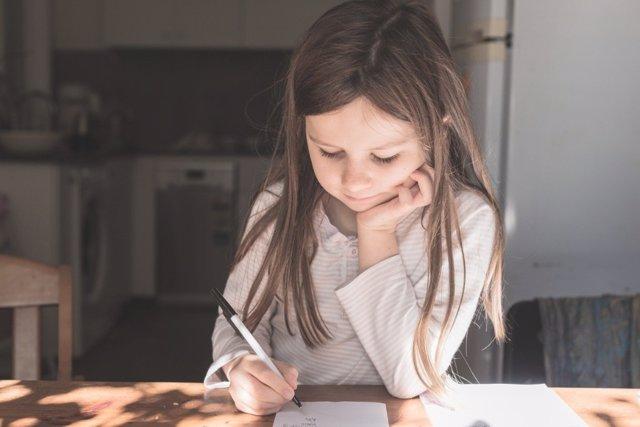 Los deberes, cómo rendir a tope después de la merienda