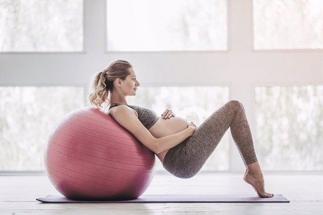 El ejercicio durante el embarazo es una gran recomendación incluso desde los primeros días de la gestación.