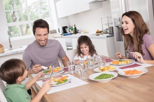 Pequeños cambios para mejorar la dieta dentro del hogar.