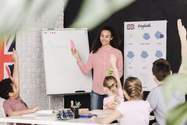 La importancia de educar también en inglés