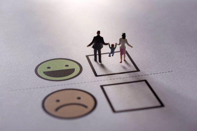 La paternidad, una situación ideal
