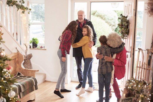 Una vuelta de tuerca a la Navidad: recupera los valores en familia